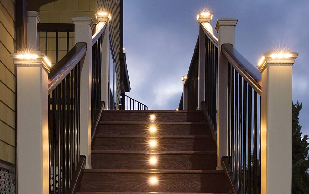deck lighting in Maryland