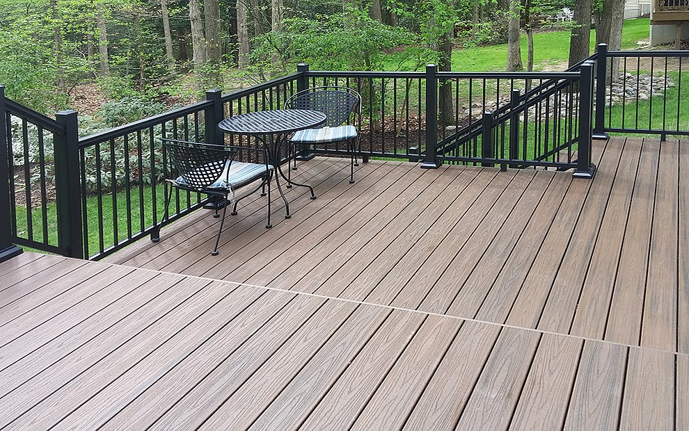 why composite decking
