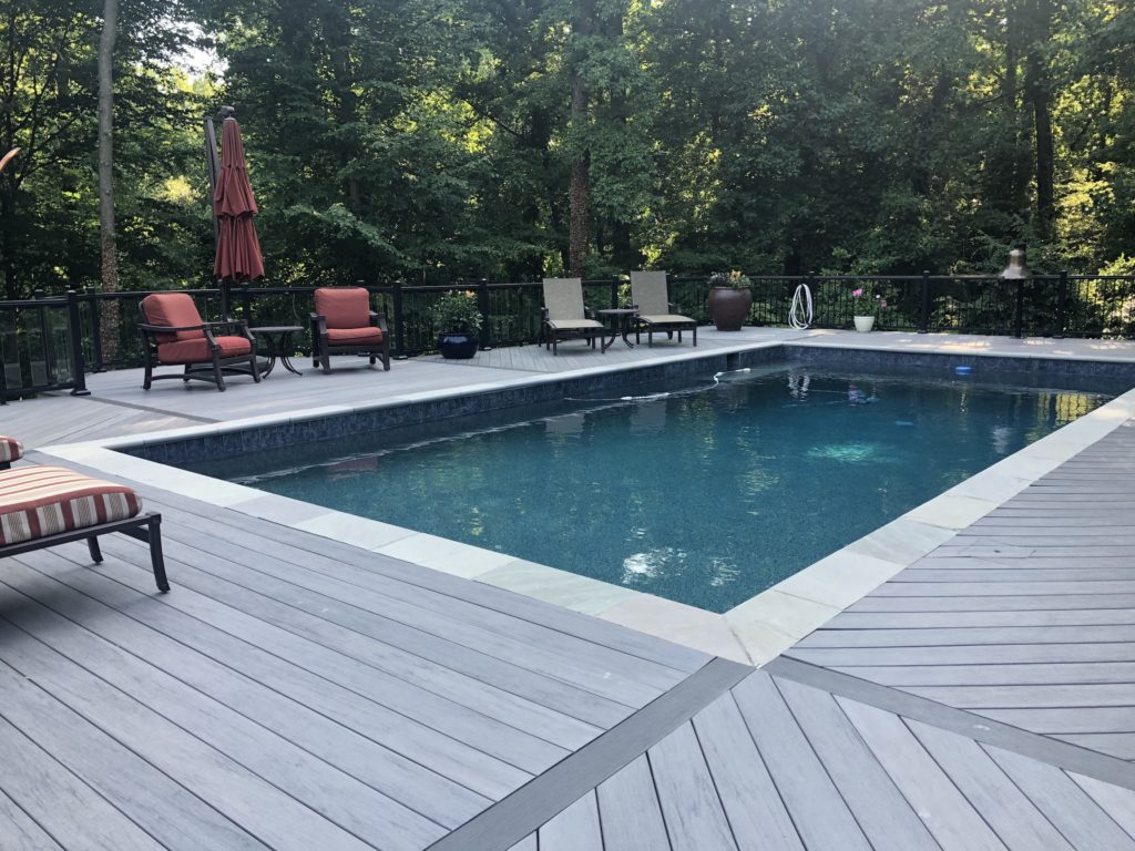 TimberTech decking in Maryland