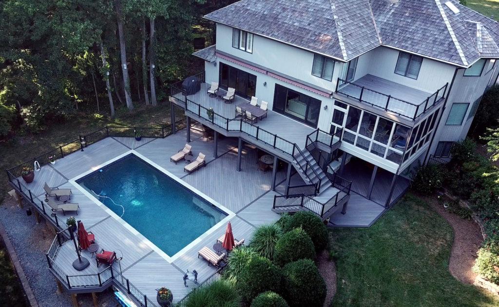 annapolis pool deck