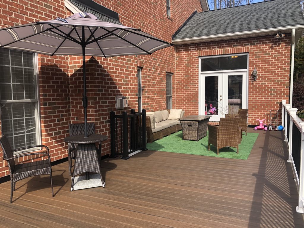 composite deck in Maryland