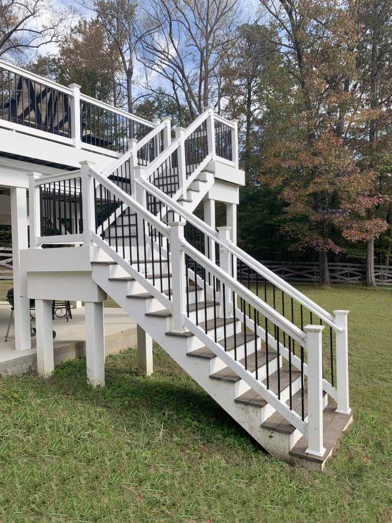Trex deck in PG County