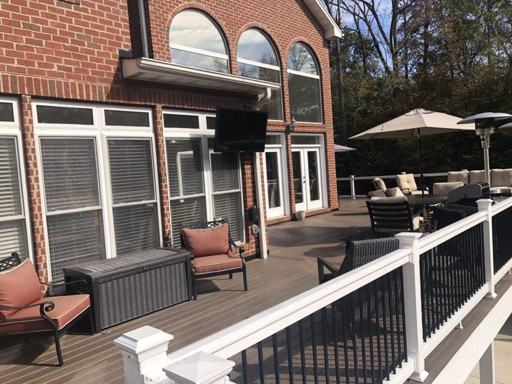 outdoor room in PG County