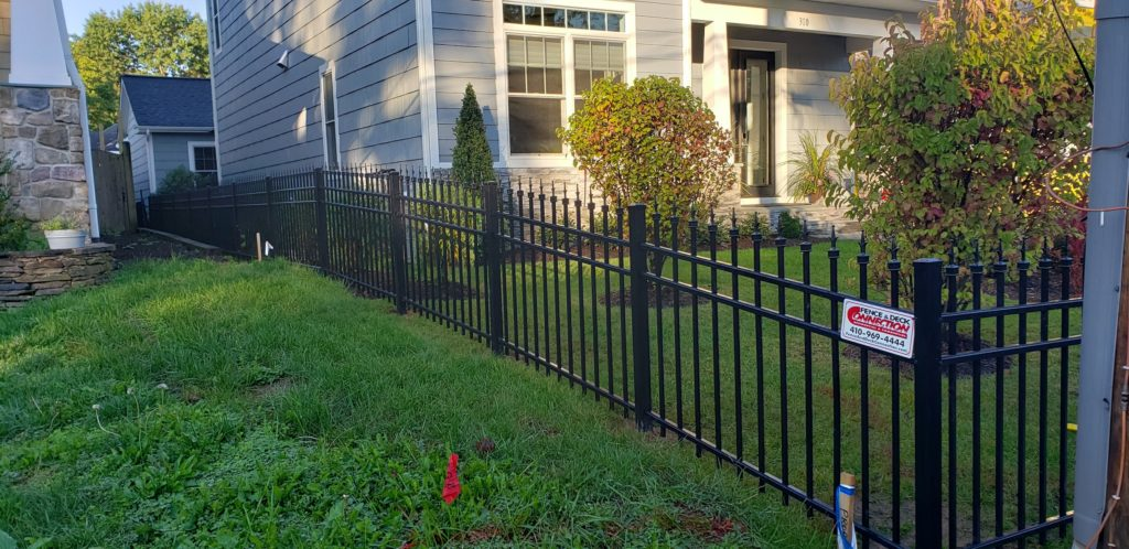 eastport fencing