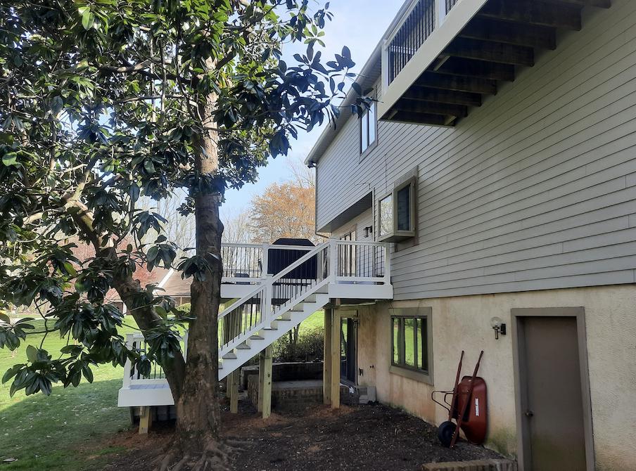 Maryland deck installers