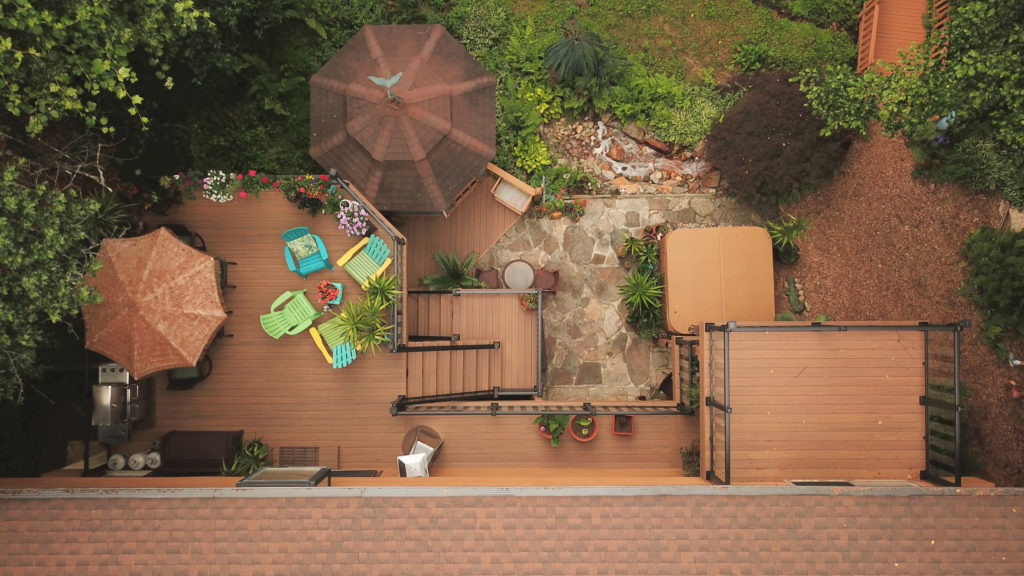 deck build in Severna Park