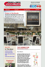 April 2016 Residential Newsletter