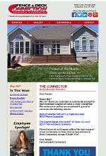 May 2017 Residential Newsletter