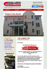 October 2017 Residential Newsletter