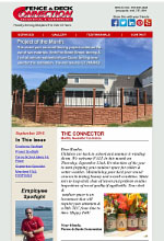 September 2016 Residential Newsletter