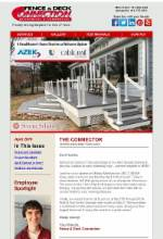 April 2018 Residential Newsletter