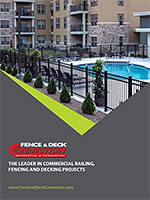 Fence & Deck Connection Commercial Brochure