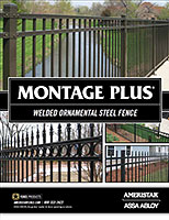 Montage Industrial - Welded Ornamental Steel Fence