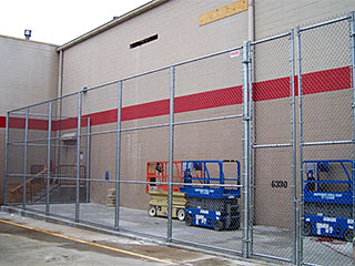 Commercial & Security Fencing