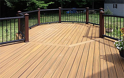 Deck Contractor - Design & Installation Services in Waldorf Md