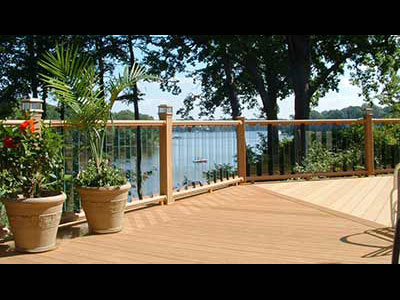 custom deck installation company servicing Glen Burnie, Severn, Odenton, Severna park, Pasadena