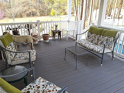 Composite Decking, composite decking boards, composite decking materials