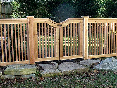 Pressure Treated Fence Installation Contractor Bel Air
