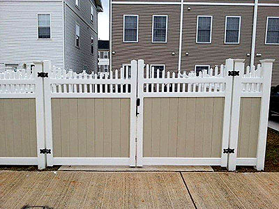 Vinyl Fences, PVC Fence, Low Maintenance Fence