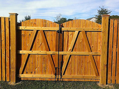 Wood Fencing, Wood fence Materials, Fence wood cost
