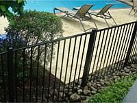 Aluminum Fence Photos Arnold Baltimore Glen Burnie
