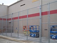 Commercial Fences: Security Fences & Gates
