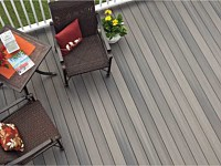 <b>Fiberon Protect Graybirch Decking</b>