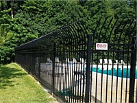 Commercial Fences: Pool Code Fences