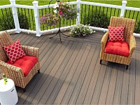 <b>Fiberon Sanctuary Latte Decking</b>