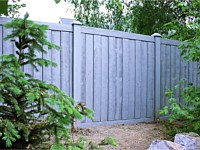 <b>Nantucket Grey Ashland Simtek Fence</b>