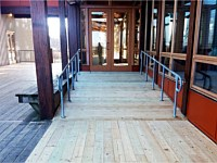 <b>Chesapeake Bay Foundation Redeck front entrance and rear breezeways # 23778D 1</b>