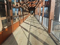 <b>Chesapeake Bay Foundation Redeck front entrance and rear breezeways # 23778D 3</b>