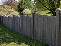 <b>Simtek Ashland Natucket Gray Privacy Fencing</b>