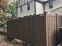 <b>Simtek Ashland Red Cedar Privacy Fence</b>